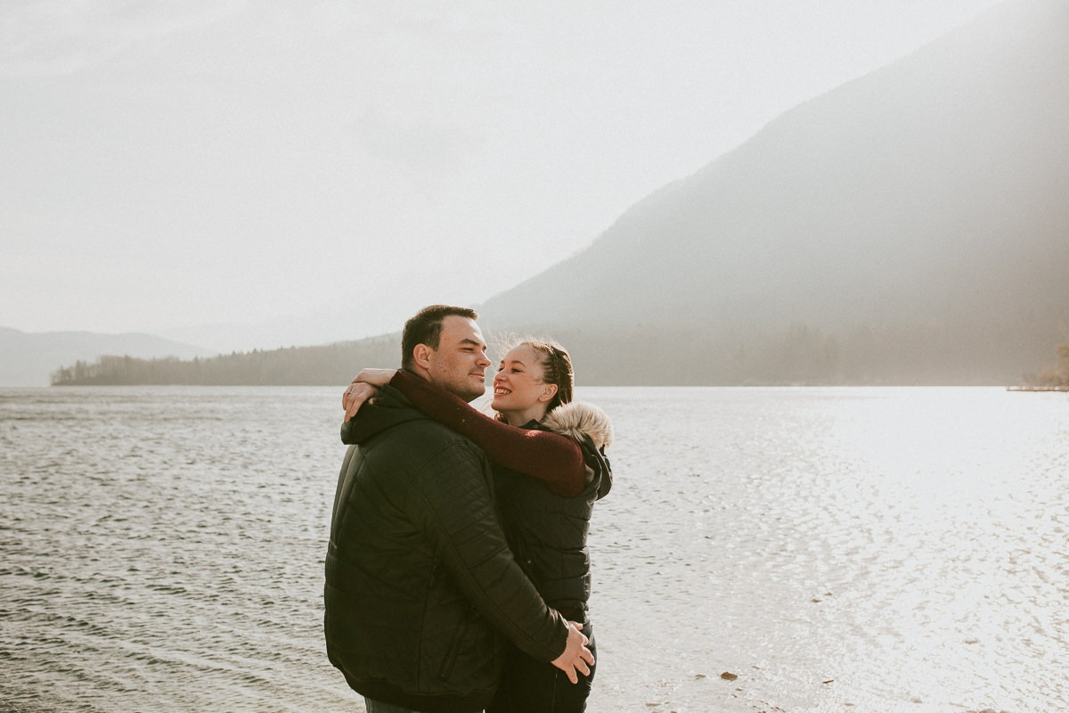 Engagement P&B - Lake Bohinj 39