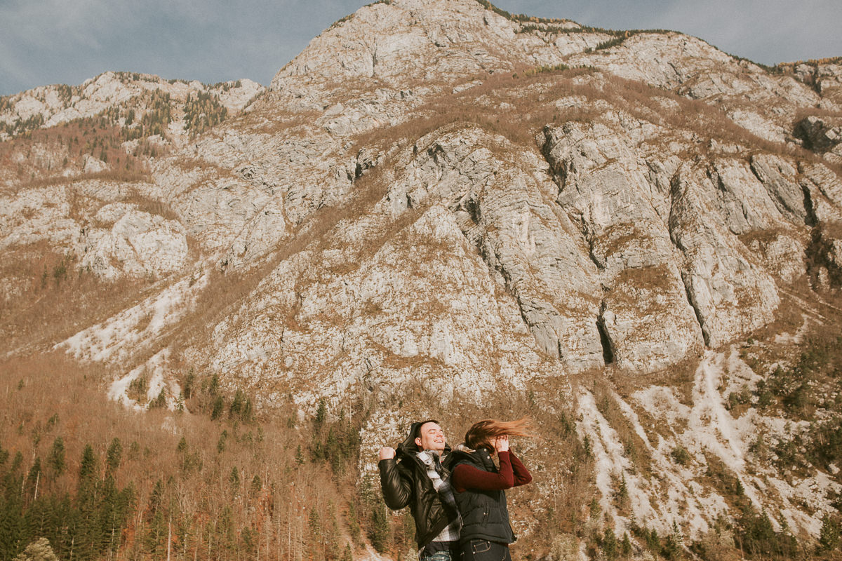 Engagement P&B - Lake Bohinj 45