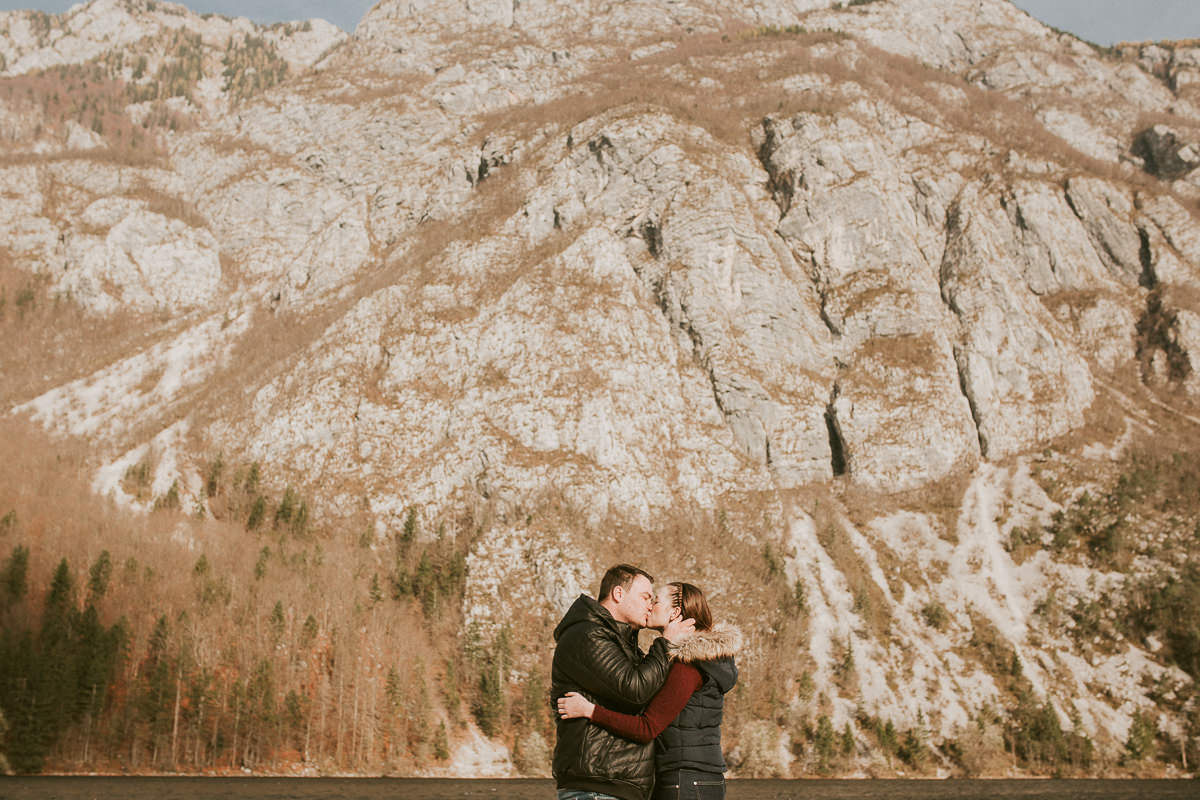 Engagement P&B - Lake Bohinj 47