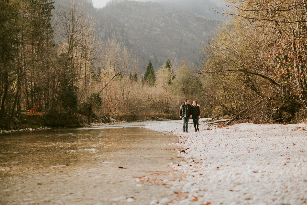 Engagement P&B - Lake Bohinj 11